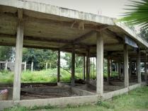 A new church being built